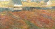 farm wall art, folk art, american folk art, landscapes
