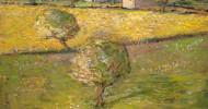 country artwork, folk art, american folk art, landscapes, barn art