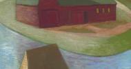 folk art, american folk art, barn art, primitive art