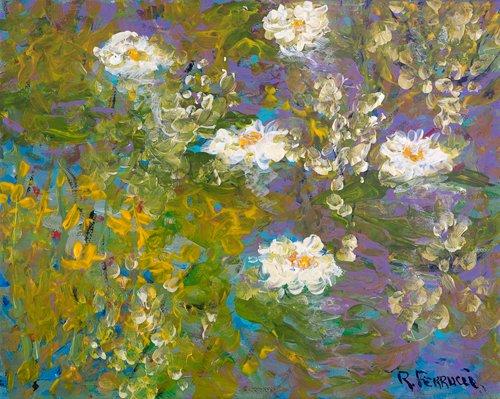 Lillies Contemporary American Art